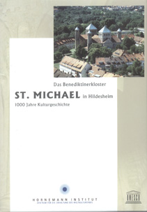 "Cover der CD ""1000 Jahre St. Michael in Hildesheim""; (c) Hornemann Institut, 2000"